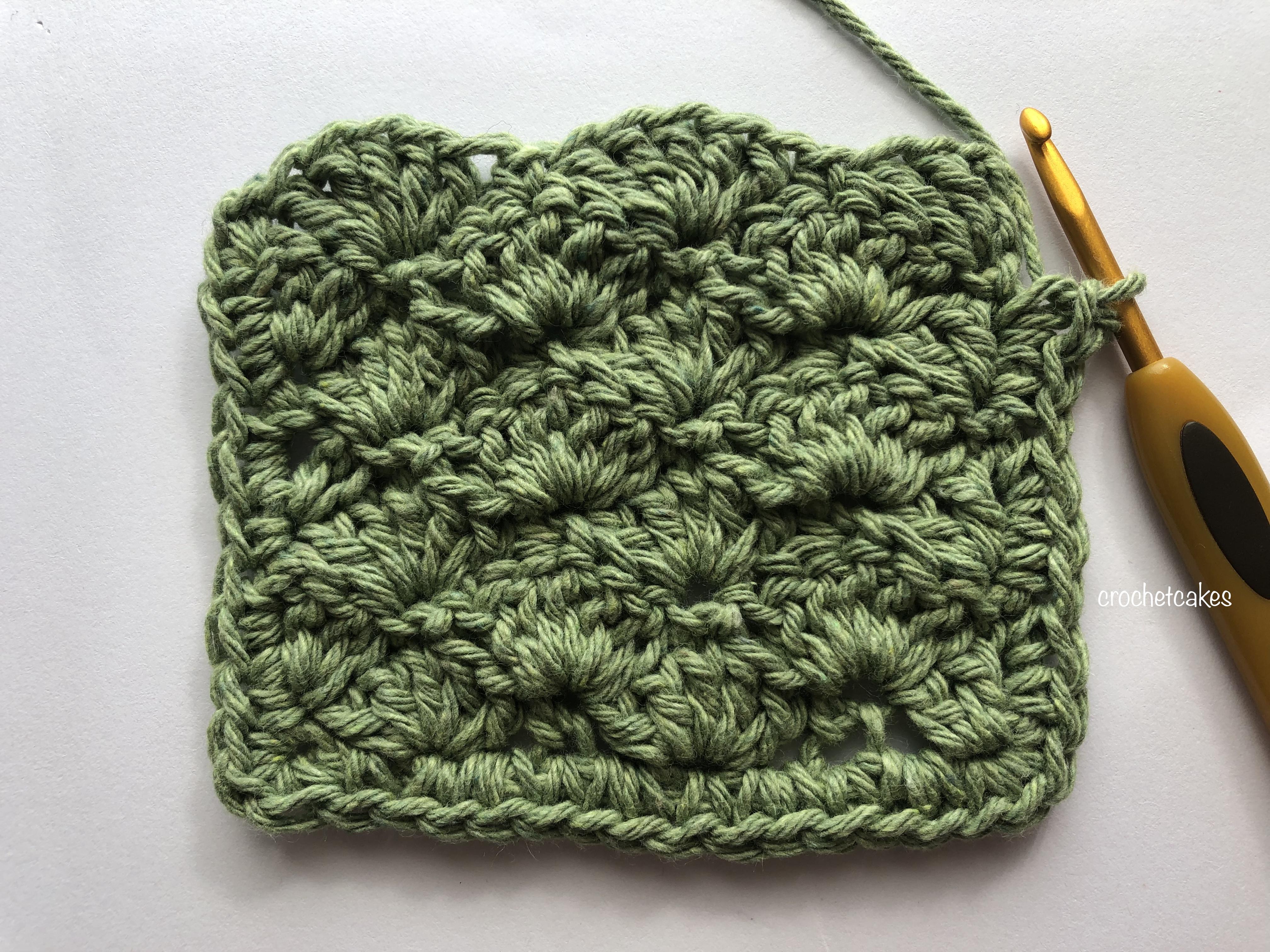 cumulus stitch tutorial