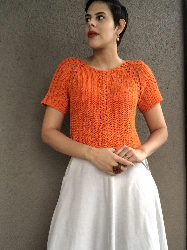 how i style my crochet