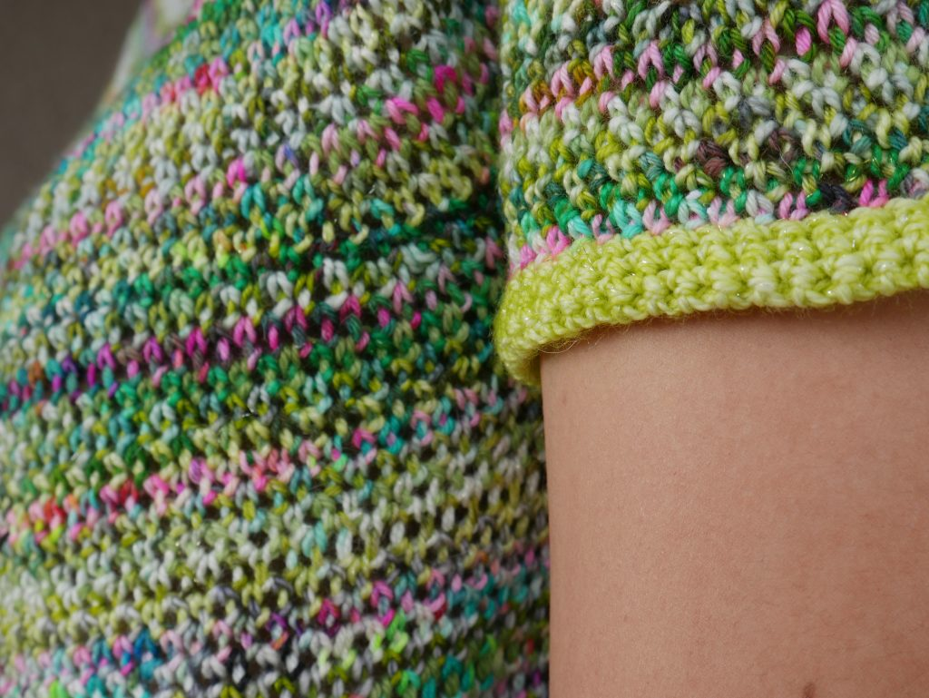 crochet colorwork